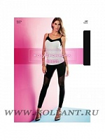 RP Брюки-леггинсы LR 187 LEGGINGS LUNGO CON TULLE DONNA SINGOLO