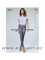 RP леггинсы LR146 LEGGINGS LUNGO EFFETTO JEANS