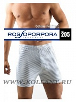 RP трусы 205CS BOXER c-bottone ELASTICO INTERNO